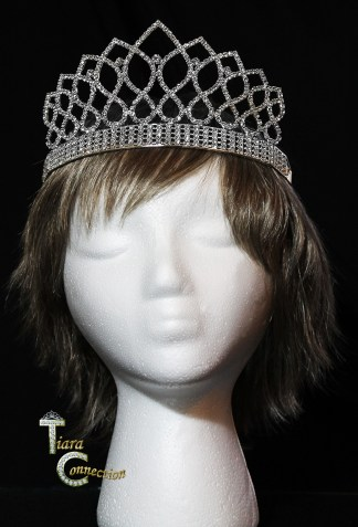 """Adjustable Band Crowns Under 5"""" in height"""