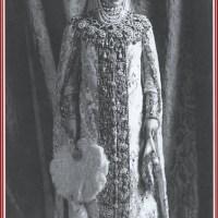 Ko-ko-koshnik Time Machine! the 1903 Winter Ball