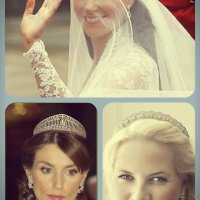 Wedding Tiaras part I: Diamond Daisy and Prussian Diamond