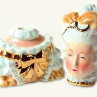 the best in marie antoinette shopping: salt and pepper shakers