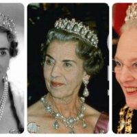 tiara time! the Pearl Poiré Tiara