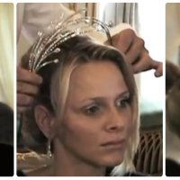 tiara time: the Diamond Foam Aigrette