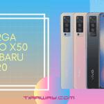 Harga Vivo X50 Terbaru 2020