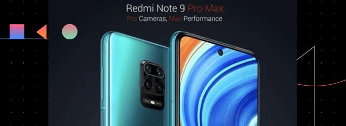 Spesifikasi dan Harga Hp Xiaomi Redmi Note 9 Pro Max