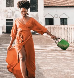 Black culture blogger