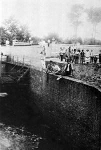 Begijnenstraat 1899 Met zuidelijke Jekerarm