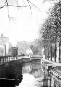 Grote Looierstraat anno 1895