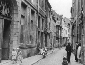 Grote Stokstraat 1954