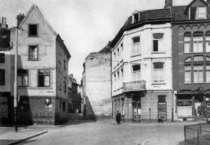 Kleine Stokstraat 196. - M.Smedenstraat vóór de restauratie-1