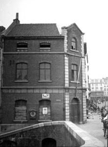 M.Brugstraat 1963 - hoek (vroegere)Houtmaas (apr.mei)