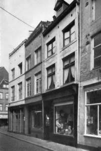 M.Smedenstr. vóór de restauratie jaren 70