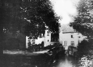 Molen van Clemens (de Liewe meule) 1915