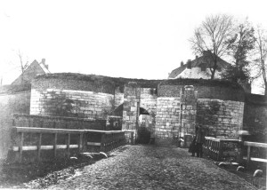 St. Pieterspoort ± 1865