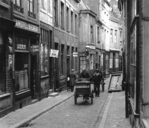Stokstraat 1935
