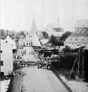 Begijnenstraat  1899