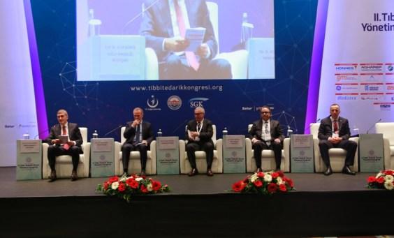 Tıbbi Tedarik Zinciri Yönetimine Vizyoner Bakış Paneli Yapıldı