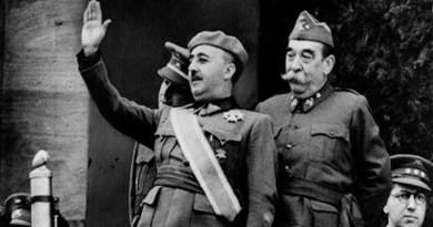 Acımasız Kasap Diktatör: Franco