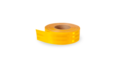 Banda Reflectiva Amarilla Alternativa