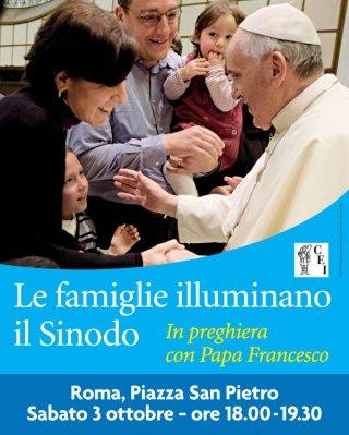 Le famiglie illuminano il Sinodo
