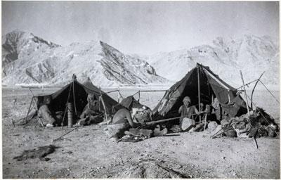 Ragyapa camp outside Lhasa