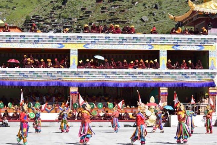 2019 katok monastery festival