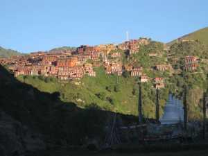 Dzongsar-monastery