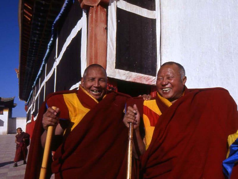 kirti Monastery monk teachers