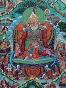 Tibetan Buddhism Iconographic - Part ii Lhatotori-Nyentsen
