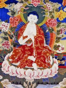 Tibetan Buddhism Iconographic - Part ii Mahasiddha Nagarjuna