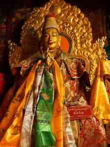 Tibetan Buddhism Iconographic - Part ii Nyetri-Tsenpo