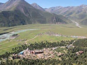 Reting monastery