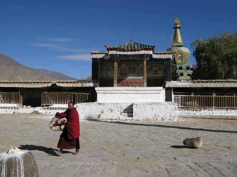 Samye monk