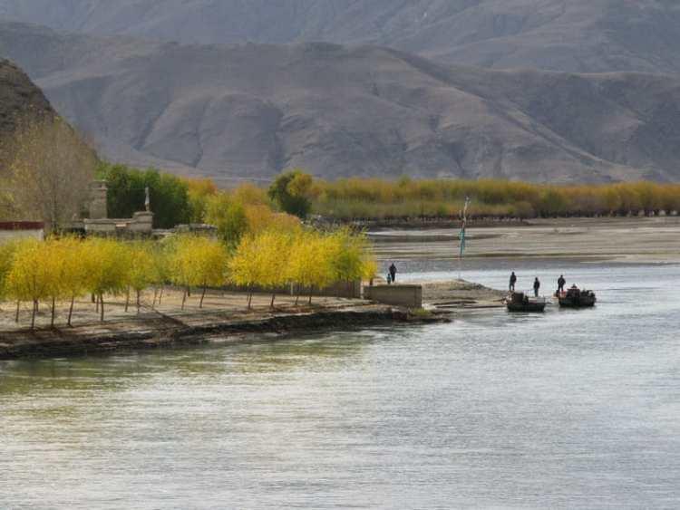 Samye ferry
