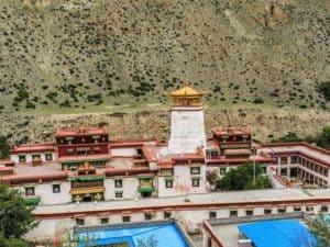 Sekhar-Gutok-Monastery