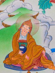 Tibetan Buddhism Iconographic - Part ii Shantarakshita