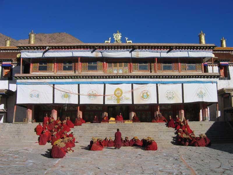 Amdo Tsanggar Monastery