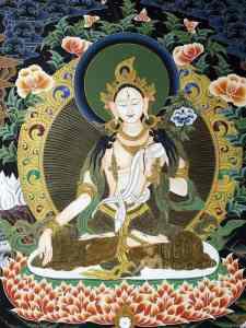 White Tara Dolkar