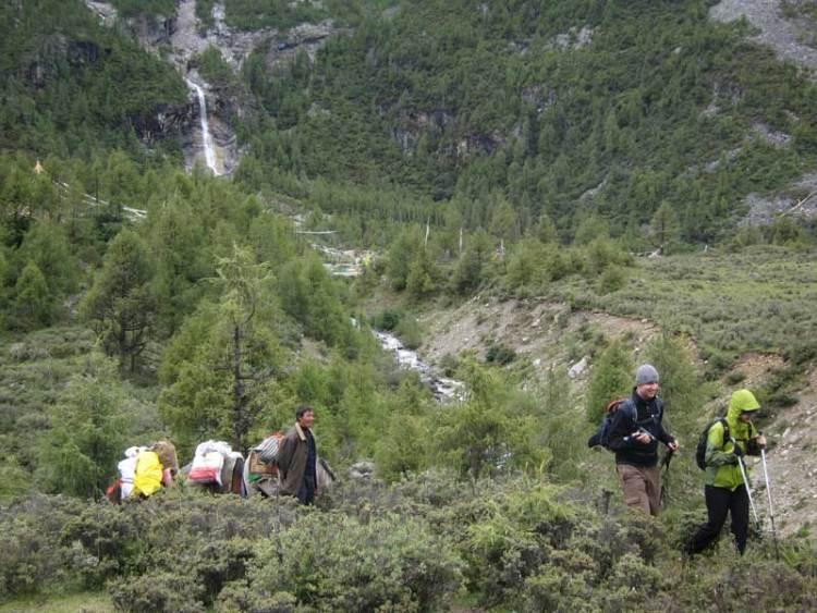 Kangding trek