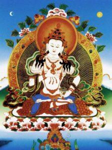akshobhya-Vajrasattva