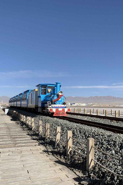 chaka lake train