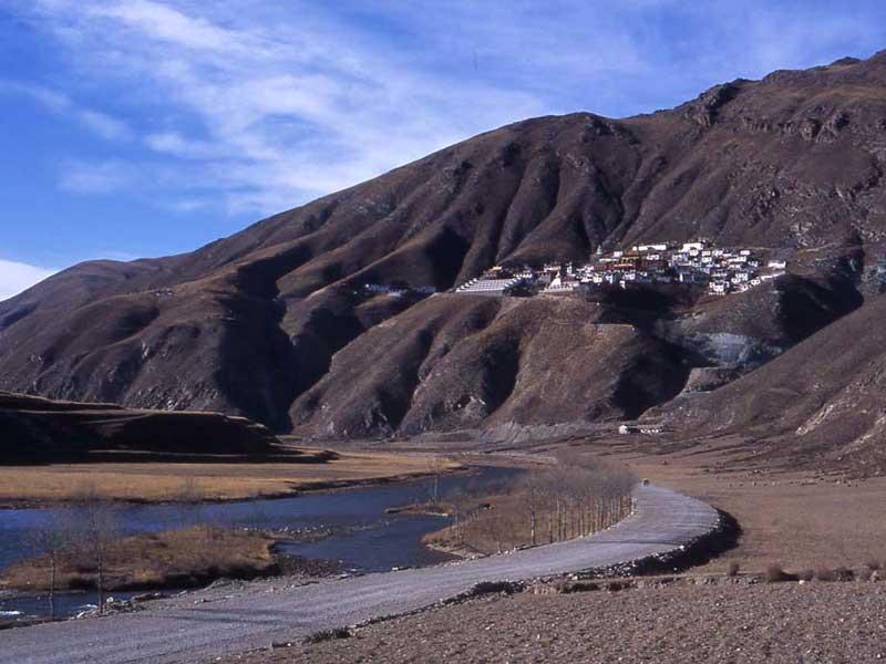 Domkar monastery