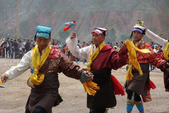 Tongren festival