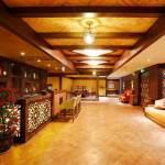 Hotel teahouse