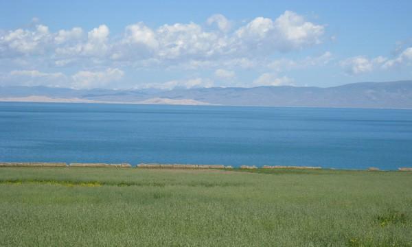 Kokonor lake