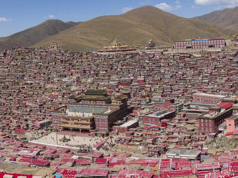 Larung Gar Monastery