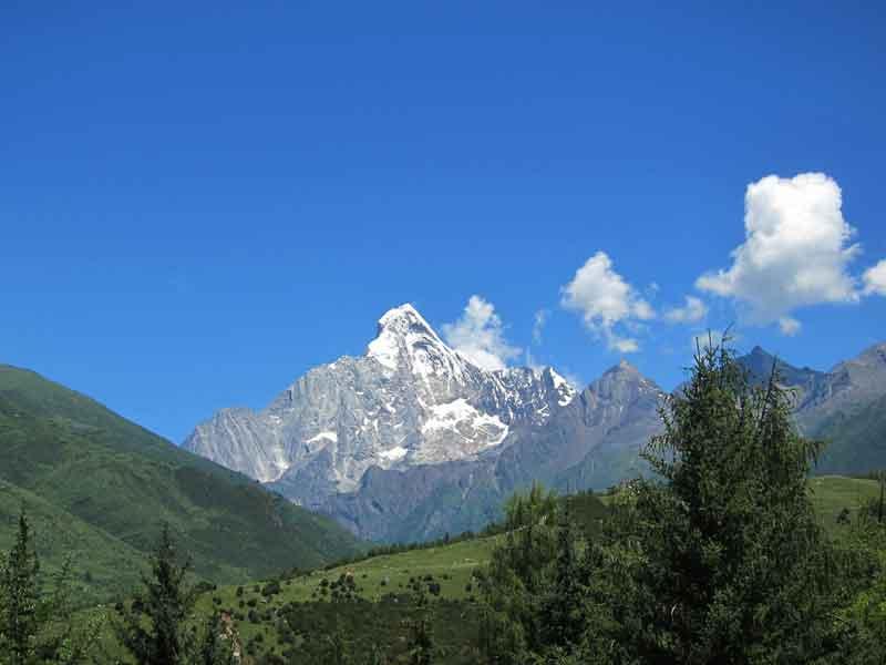mountain siguniang
