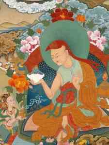 Tibetan Buddhism Iconographic - Part ii padmasambhava-manifestation