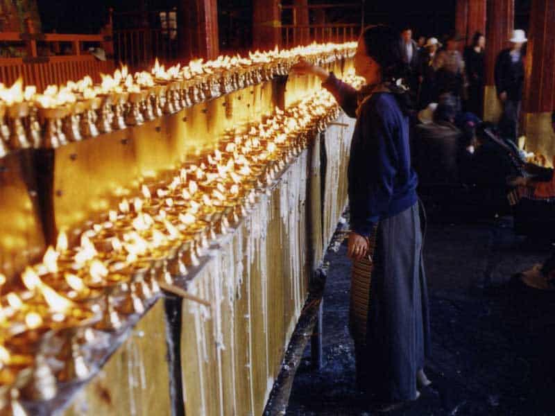 Tibet Attraction Guide