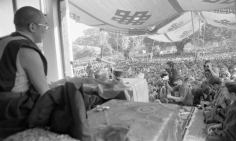 دالای لاما - 1974