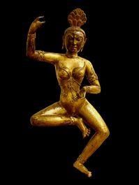 داکینی، بودیساتوه ی رقصنده در آسمان